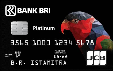 Credit Card Types Bri Kartu Kredit Bank Bri Melayani Dengan Setulus Hati